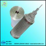 ACSR/Awのアルミニウムコンダクター、アルミニウム覆われた鋼鉄によって補強される裸アルミニウム