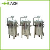 Wasser-Beutelfilter-Gehäuse der Qualitäts-2t/H hergestellt in China