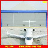 항공기는 40m 격납고 천막 큰 경간 30m를 산업