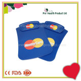 Dobrador de papel magnético plástico da prancheta A5