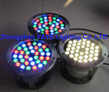 Luz subacuática caliente de la piscina de la luz IP68/DMX512 9W de la luz/9W LED de la fuente de la venta DMX512 9W LED de Yaye 18