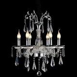 Lâmpada de cristal Antic e do jade do candelabro (AQ20002/8+4)