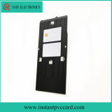 Bandeja de cartão do PVC da alta qualidade para a impressora de Epson R210