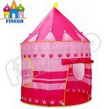 Il gioco di bambini dei capretti schiocca in su la principessa Tipi Tent per i capretti
