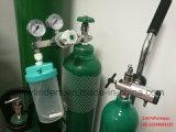 Pin索引ヨークの入口が付いている緊急の酸素の調整装置