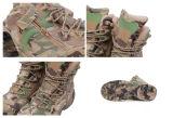 Ботинки штурма боя тренировки Military&Outdoor Cp Esdy тактические