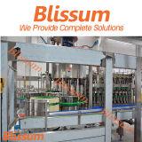 Machine de capsuleur de remplissage de Tribloc Rinser pour la boisson carbonatée