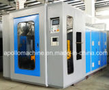 Gute Qualitätsniedrige Kosten HDPE füllt Blasformen-Maschinen-Servobewegungsenergieeinsparung ab