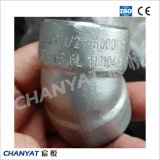 Duples Edelstahl-Kontaktbuchse-Schweißen 45° 90° Krümmer A182 (S31803, S32750)