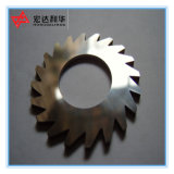 炭化タングステンの回状は製粉の切断については鋸歯ディスクカッターを