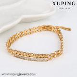 74675 de Gouden Armband van de Juwelen van de Legering van het Messing van het Metaal van de manier
