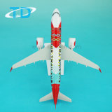 Модель самолета дела Азии воздуха Эрбас A320neo (изумлять) 26cm