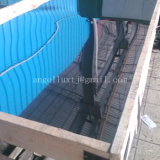 Hoja de acero inoxidable y placa de la calidad 430/2ba 1220*2440m m de Secondard con buen precio