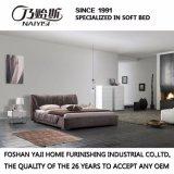 Bâti gris de tissu de couleur pour l'usage de chambre à coucher (FB8022)