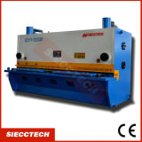 Do feixe hidráulico do balanço de QC11y máquina de corte/máquina metal de folha/cortador de corte do metal
