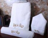 Хлопка обыкновенное толком гостиницы тканья гостиницы полотенце 100% ванны