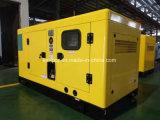 Резервный генератор 30kVA 24kw основной 28kVA 22kw Yangdong Y495D молчком