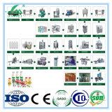 Línea de transformación aséptica automática de la producción de leche de la lechería de la alta calidad equipo