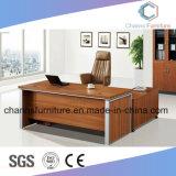 Hoher Grad-moderner Melamin-Büro-Tisch mit mobilem Schrank