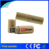 Ручка памяти USB бумаги печатание логоса OEM относящая к окружающей среде