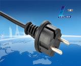 ドイツタイプVDEのマーク付きの電気延長コード