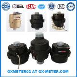 Volumetric Displacement Type Water Meter