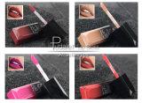 21 colores de lápiz labial mate metálico esmerilado reflejo y un brillo Lipgloss