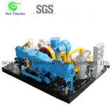 Compressor industrial do impulsionador do gás do pistão do gás da amônia