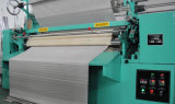 Высокоскоростная отделка ткани тканья ткани плиссируя машинное оборудование