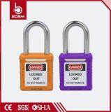 Padlock безопасности стальной сережки замыкания 38mm материальный (BD-G02)