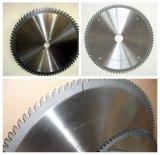 La circular del Tct vio la lámina para el metal no ferroso del corte