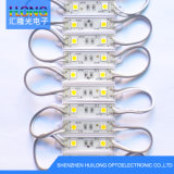 Mini módulo 12*45mm do diodo emissor de luz do módulo 2LED SMD5050 do diodo emissor de luz