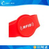 ロッカーのための防水および調節可能なRFIDのリスト・ストラップ