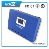 Contrôleur solaire de charge de la haute performance MPPT de l'affichage à cristaux liquides 12V 24V 48V