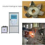 Machine de pièce forgéee de fréquence moyenne de chauffage par induction de barre d'arbre de cannelure