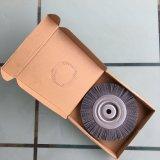 Balai polonais de roue de polissage de brosse métallique de carbure de silicium