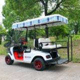 Подгонянная тележка гольфа 4 пассажиров электрическая