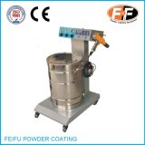 Injetor de pulverizador eletrostático manual do revestimento do pó do Sell 2016 quente