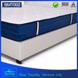 Soem komprimierte Matratzen für Verkauf 26cm hoch mit entspannender Pocket Sprung-und Massage-Wellen-Schaumgummi-Schicht