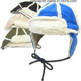 Sombrero del invierno del paño grueso y suave