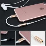для молнии iPhone 7 к конвертеру переходники наушника Jack аудиоего 3.5mm