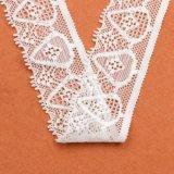 Tela do laço de matéria têxtil da amostra livre para ternos por atacado das mulheres