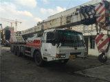 Guindaste móvel usado Qy25h do caminhão de 25ton Zoomlion
