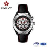 De Mensen van het Horloge van de luxe maken het Horloge van de Mensen van de Manier van het Merk van de Horloges van het Kwarts waterdicht