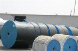 Bande de conveyeur en caoutchouc de toile de coton de bonne qualité