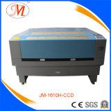 Hot-Selling máquina de corte a laser e gravura com preço de atacado (JM-1610H-CCD)