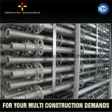 Andamio durable para la construcción de edificios que modela el sistema del andamio de Ringlock