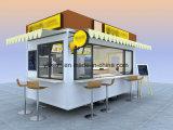 Nourriture mobile Van de cuisine à vendre