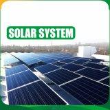 格子屋根および地面のインストールの10kw太陽系