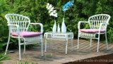 新しく熱い現代テラスのホテルの総合的な柳細工の藤のソファーは屋外の余暇の庭の家具の議長を務める